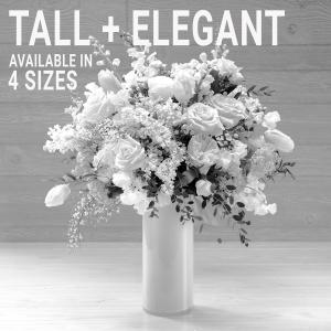 Tall + Elegant Arrangements