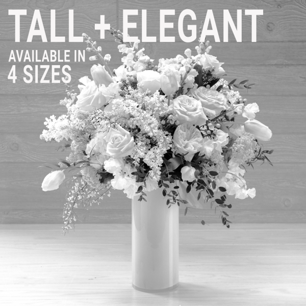 Tall + Elegant Arrangements